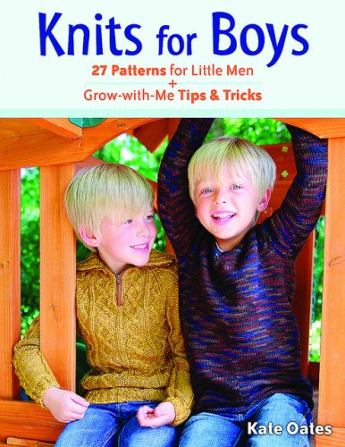 Knits for Boys by Kate Oates