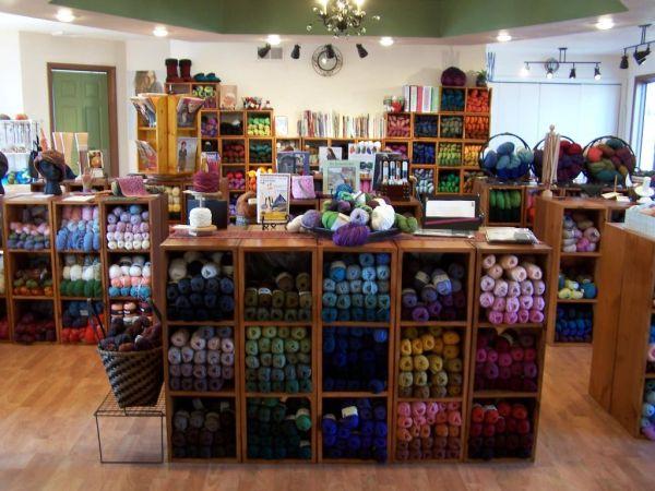 Dragonfly Yarn Shop 1
