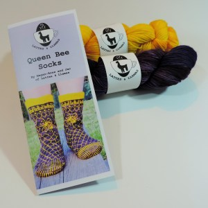Queen Bee Sock Kits (1)
