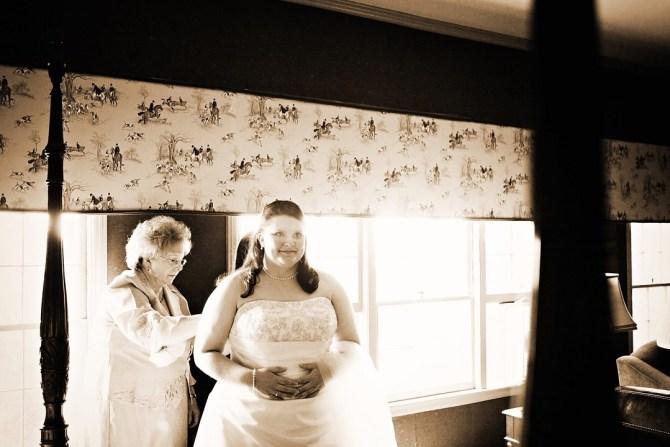 Mackinac Island Wedding