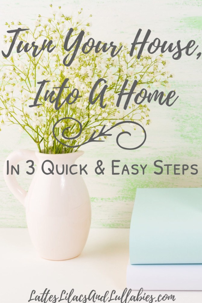 In 3 Quick & Easy Steps...