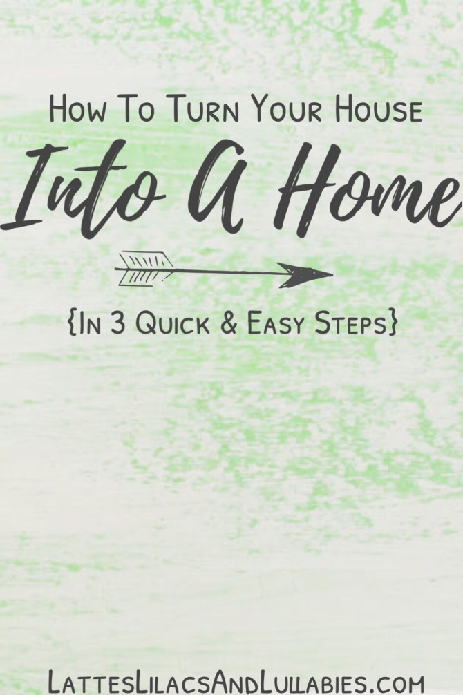 In 3 Quick Easy Steps...
