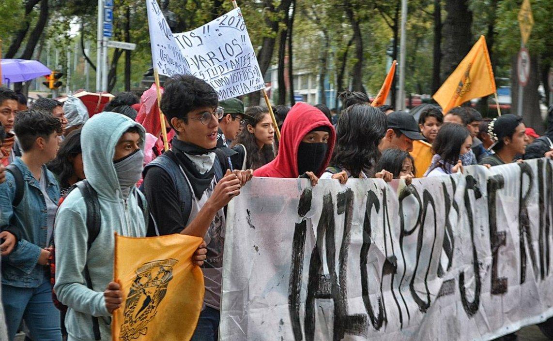 Marcha del Silencio 2018-1968, Mexico
