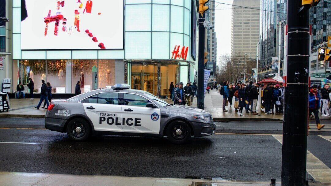 Police Toronto