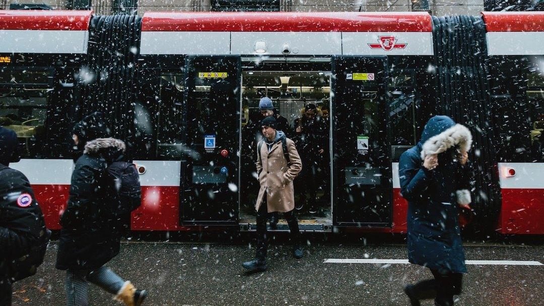 invierno Toronto