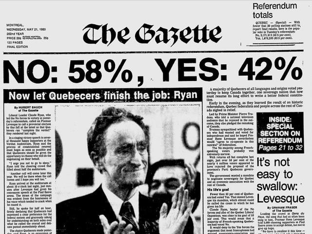 Referendum Quebec 1980