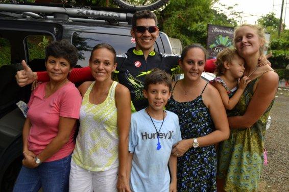 Carlos' Family