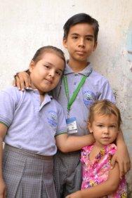 Angel's kids