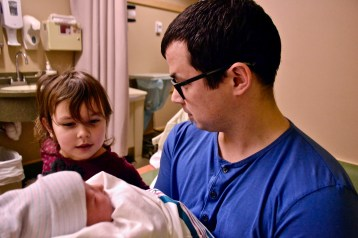 Ophelia Virginia Kvasnikoff is born!