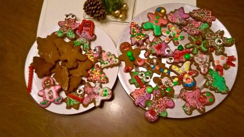 Creative Gingerbread Cookies