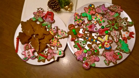 Creative Gingerbread Cookies