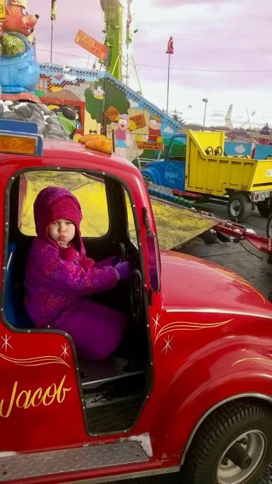 At the Fur Rondy Fair