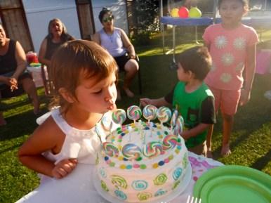 Augustine's 5th Birthday