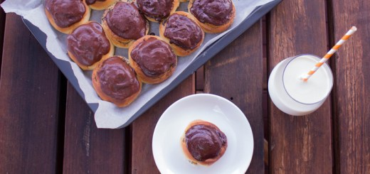 Latvian poppy seed bun recipe