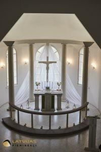 Kārķu Evanģēliski Luteriskā baznīca.