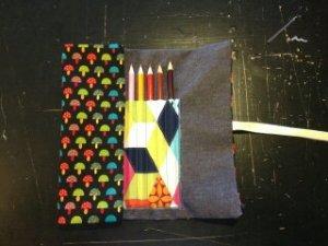 pochette feutres createurs ninon poisson