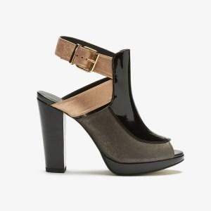sandales irisées kookai