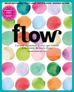 flow magazine numéro 1 france février 2015