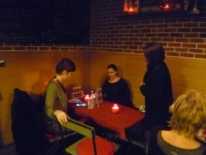 soirée blogueuses du sud bloemgracht