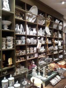 vaisselle porcelaine astier de villatte galerie salon paris