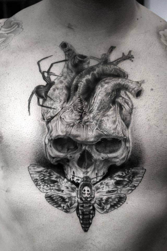 tatouage: le salon black heart à saint raphaël et son équipe | l