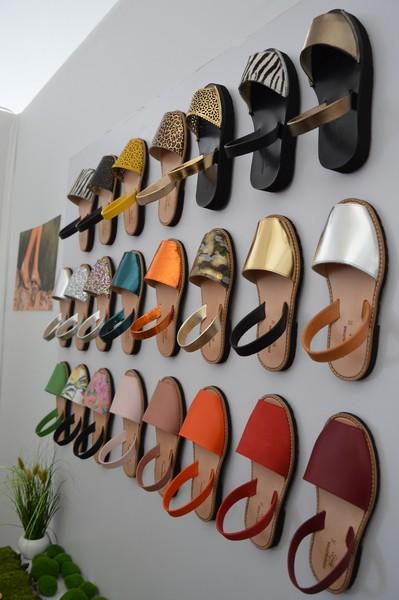 sandales minorquines st tropez côté sud