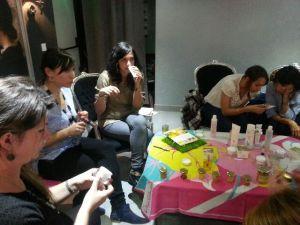 atelier cosmétique secrets de miel