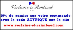 réduction code promo verlaine et rimbaud