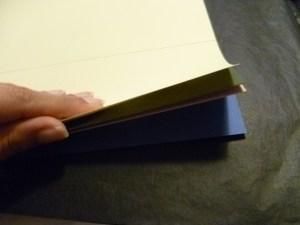papier couleurs guirlande fanion personnalisée DIY