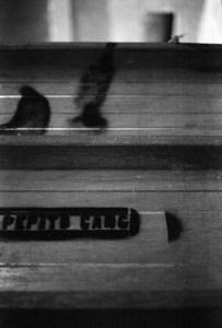 pepito gang street art photo noir et blanc argentique aude vuillemin
