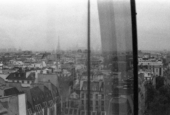 ville photo noir et blanc argentique aude vuillemin photographe
