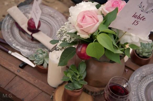 décoration table de mariage happydayco wedding planner