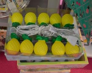 guirlande lumineuse ananas fab grenoble