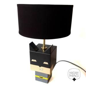 lampe super héros cubes bois madammag créatrice