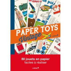 livre-papertoys-vintage-diy