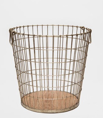 panier-grillage-metal-zara-home-deco
