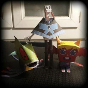 papertoys-monstres-diy-papercraft