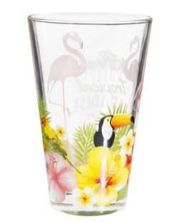 verre-tropical-maisondumonde-tendance-toucan-ete-2016