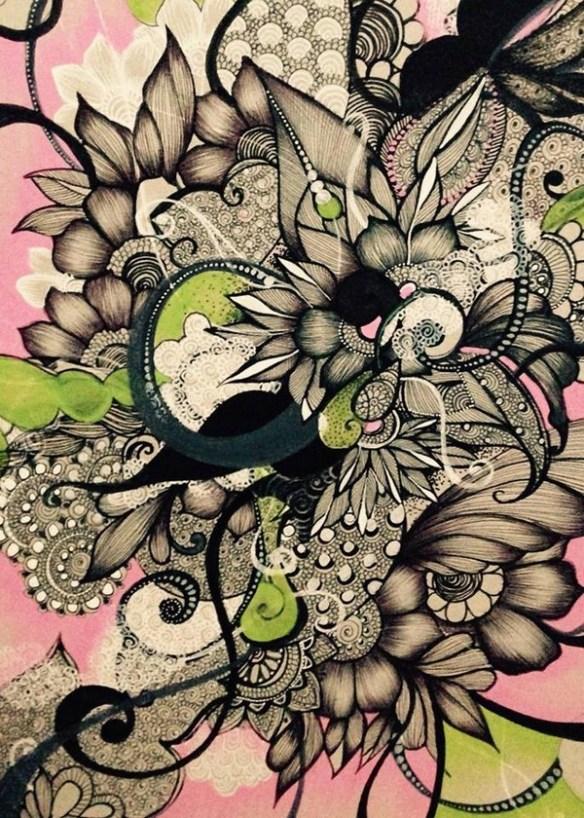 dessin-peinture-floyajam-fleurs-dot-artiste-mehndi