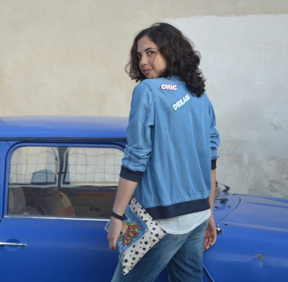 look-rentree-outfit-mode-bomber-patch-blogueuse
