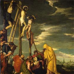La Crocifissione del Veronesi