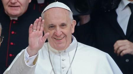 Preghiera delle 5 dita di Papa Francesco