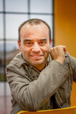 Il diacono Paolo Tassinari, coordinatore del progetto