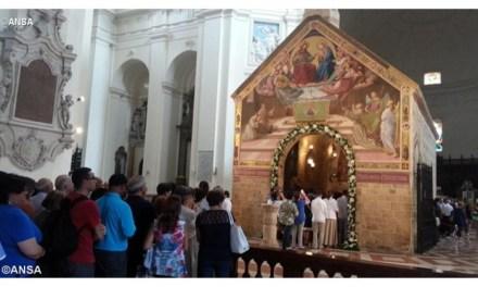Il vescovo di Assisi: il perdono è la bellezza di Dio