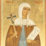 Santa Angela da Foligno, OFS