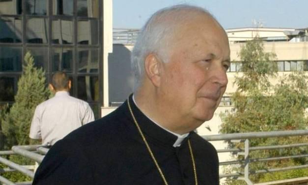 È tornato alla casa del Padre l'arcivescovo emerito di Benevento mons. Serafino Sprovieri