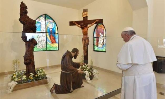 Papa Francesco: il discorso integrale a Pietrelcina