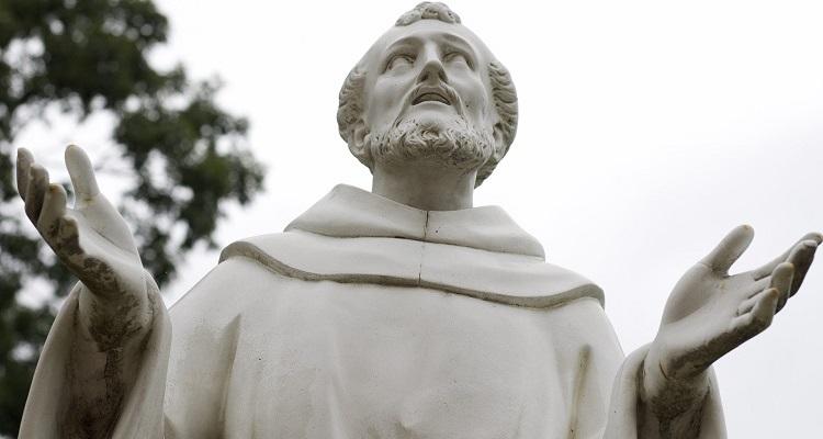 Maria Immacolata è la patrona dell'Ordine Francescano