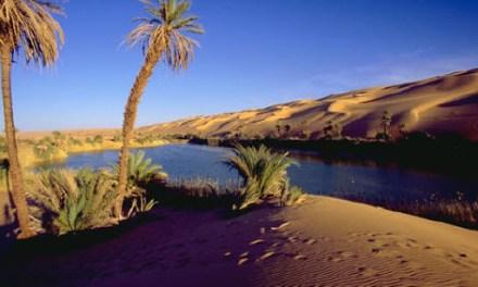Il fiume e il deserto