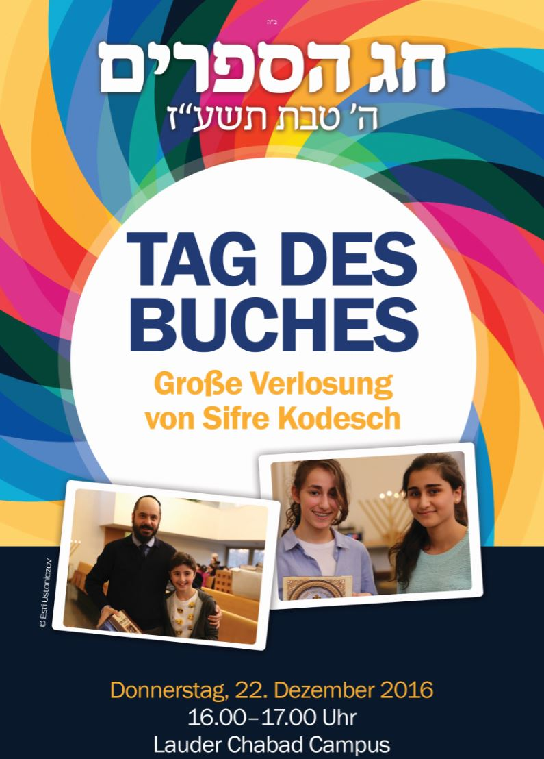 Save the Date: Der Tag des Buches am LC-Campus!
